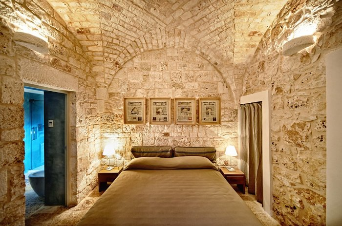 Ostuni Art Resort_bedroom