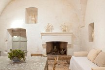Masseria Tenuta Potenti_living room