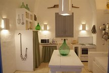 Apartment Rosmarino_living-kitchen