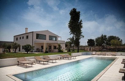 Masseria Prosperi with pool