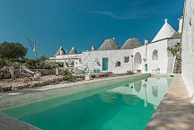 Trullo Nostrano Pool