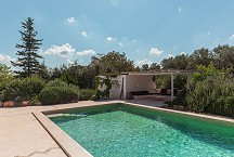 Trullo Iduna pool