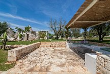 Trullo Tempesta_Lounge Pool