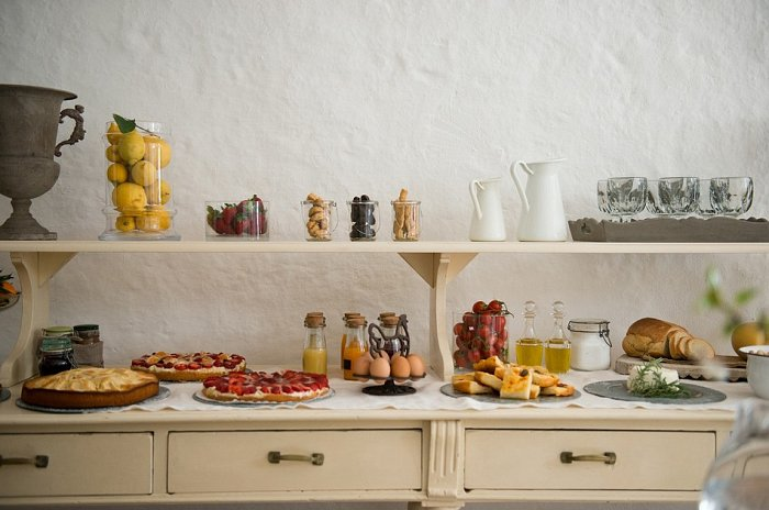Nina Trulli Resort_breakfast
